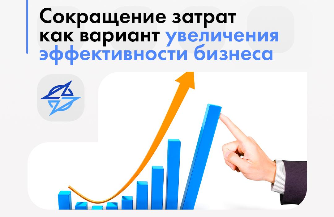Сокращение затрат как вариант увеличения эффективности бизнеса